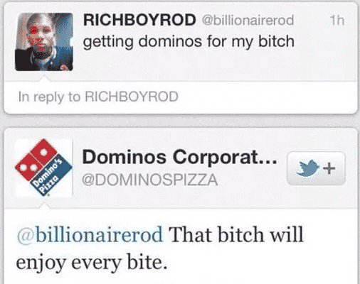 Dominoes Bitch