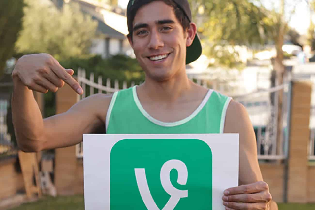 Vine influencer Zach King