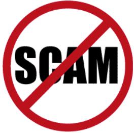 Scam icon