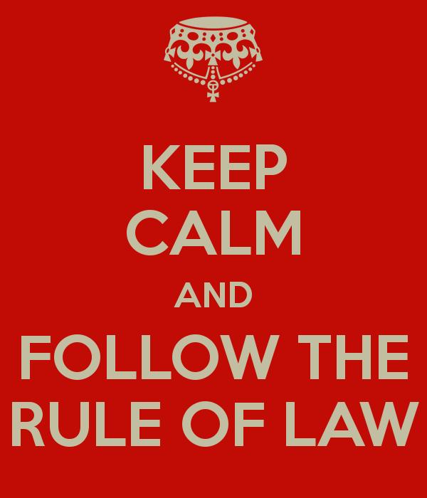 keep calm law