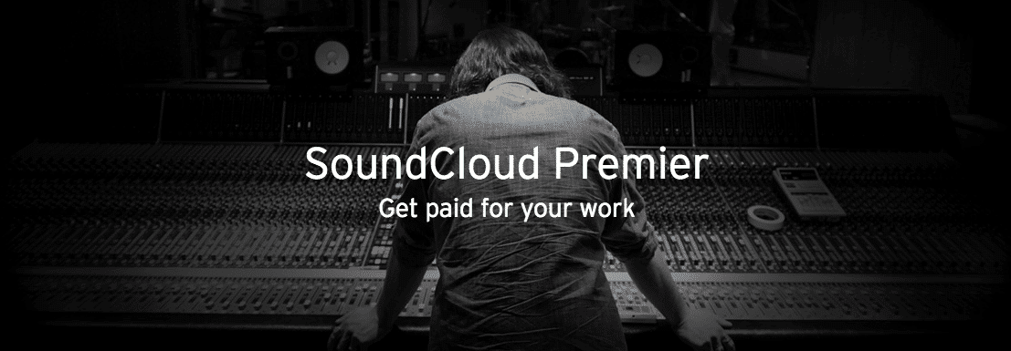 soundcloud premier program