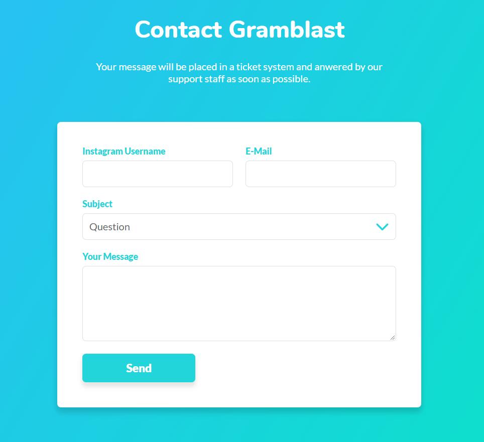 Gramblast Contact Page (1)