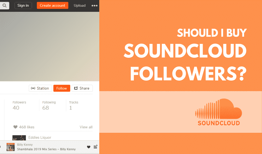 Should I buy SoundCloud Followers?