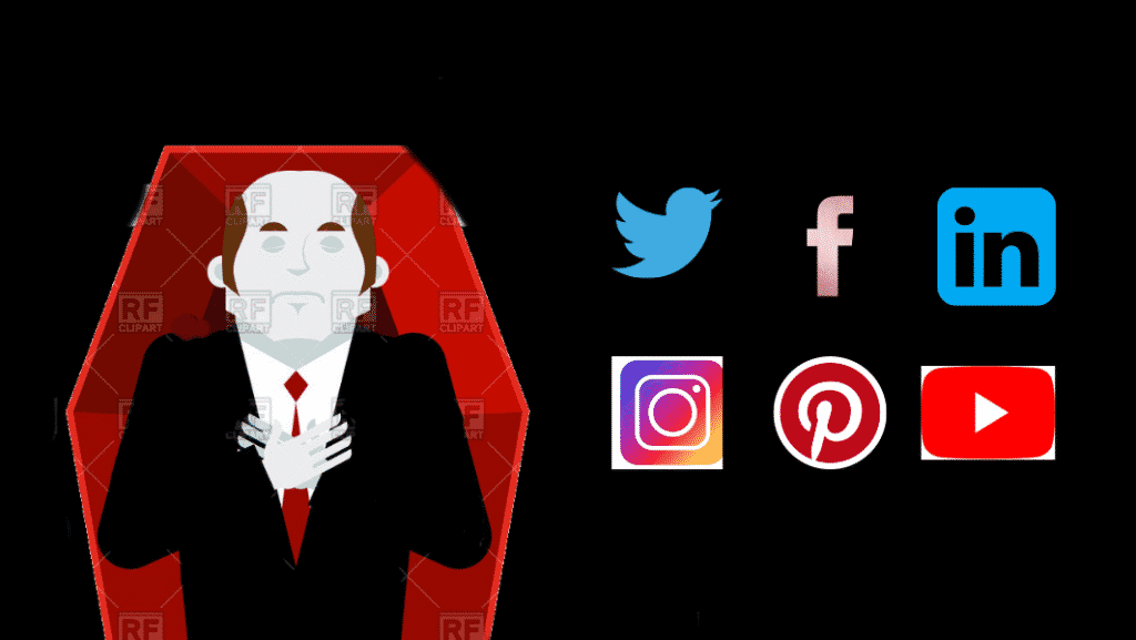 What will happen to your social media accounts when you die?